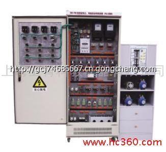 接成三角形接线电路; 24,万能转换开关和电压表测量三相电压接线电路