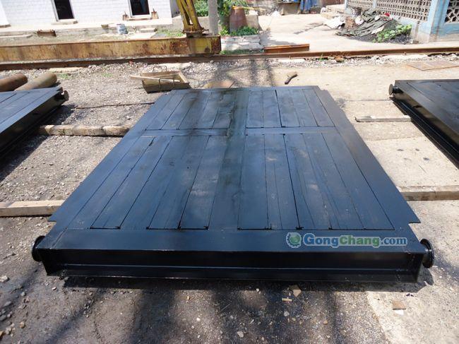 hgm系列钢木基础是我公司根据井场的需要研制出的