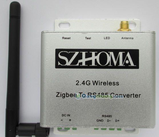 深圳市和玛科技有限公司Zigbee转RS232、RS485转换器广泛运用于工业控制,无线总线代替有线总线,便于集中监控管理,以及便于维护,zigbee网络里都是互联的,发生故障随时可以排查出来。精确定位故障点位置。 该模块是一款基于ZigBee 标准协议栈的微功率无线数传模块。基于该模块开发的无线产品可用于各种智能仪表;家庭智能控制装置;安防、报警;酒店、机房设备无线监控,门禁系统,人员定位;交通、路灯控制;物流、有源RFID、POS 系统,无线手持终端;工业遥控、遥测,自动化数据采集;无线传感器网络等。