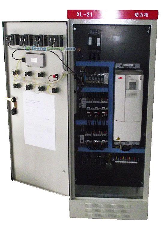 供应自动化plc控制柜_继电器_世界工厂网