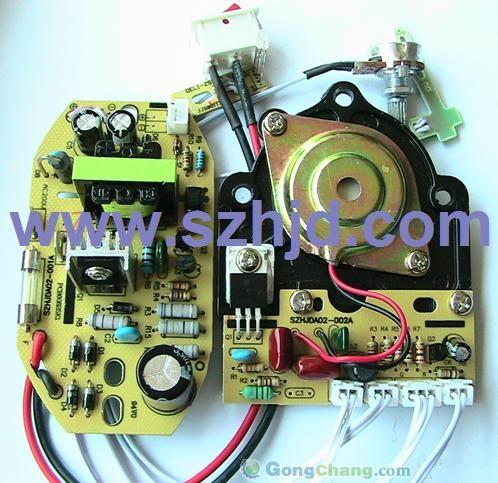 供应25mm加湿器电路板_电子陶瓷材料_世界工厂网
