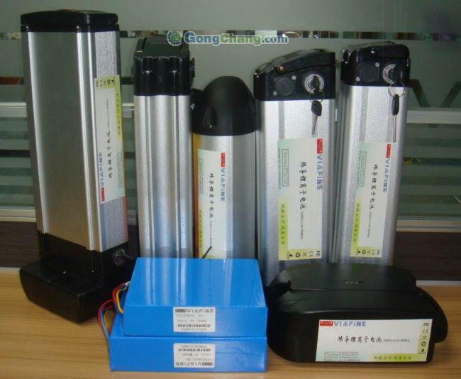供应电动车锂电池
